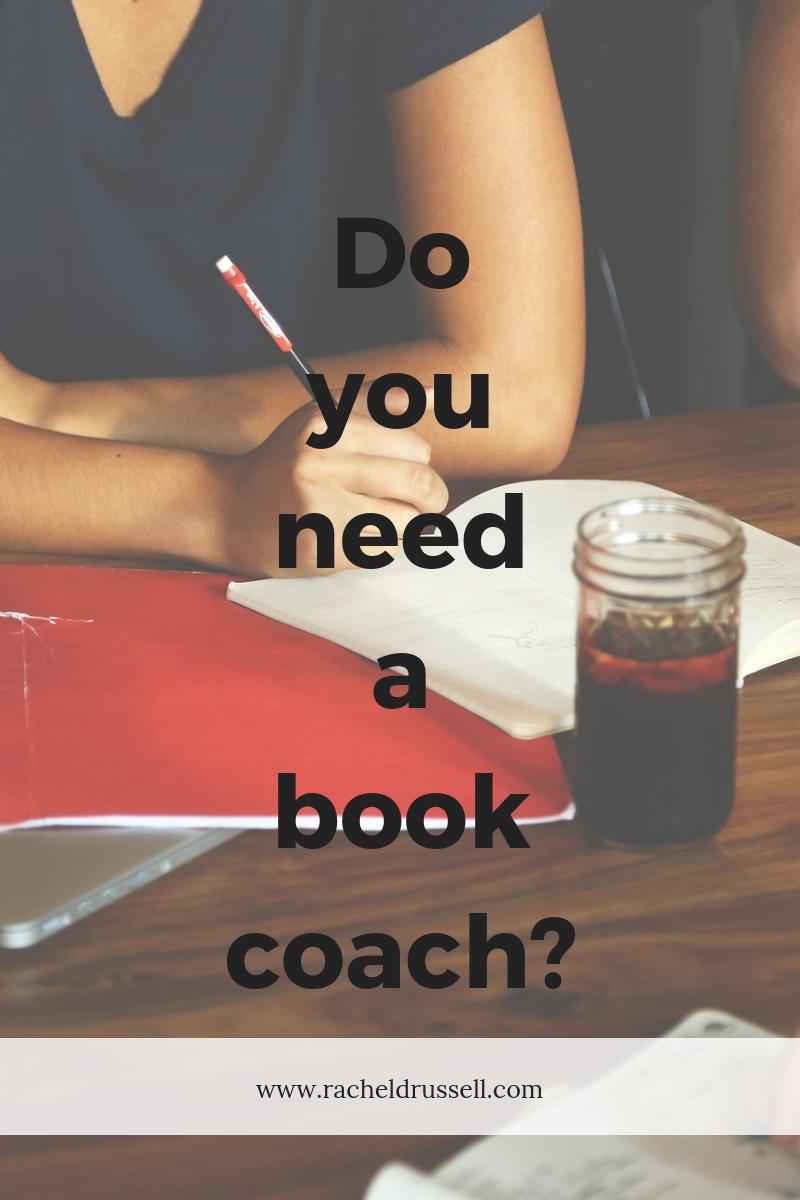 find a book coach